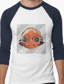 Maz Kanata Men's Baseball ¾ T-Shirt