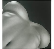 Breasts Photographic Print