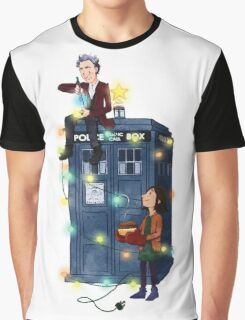 Doctor Who - It's Christmas! Graphic T-Shirt