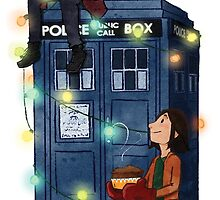 Doctor Who - It's Christmas! by tinywonder