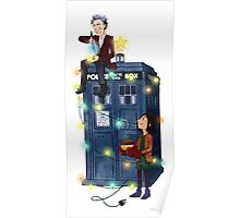 Doctor Who - It's Christmas! Poster