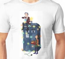 Doctor Who - It's Christmas! Unisex T-Shirt