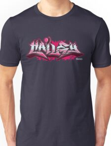 Hailey in Graffiti Burner Unisex T-Shirt