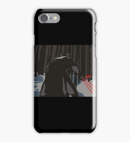 Wolver Ren iPhone Case/Skin