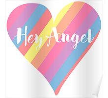 Hey Angel ( One Direction ) Poster