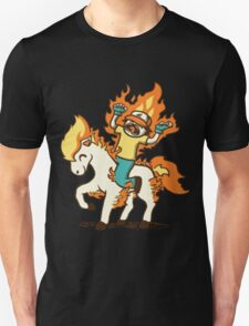 Pokemon fire coach - Ash & Ponitas T-Shirt