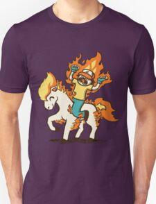 Pokemon fire coach - Ash & Ponitas T-Shirt