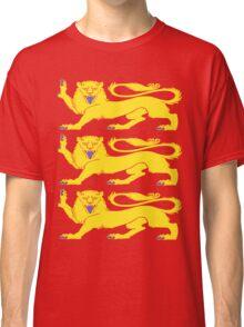 Royal Arms of England Classic T-Shirt