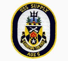 AOE-6 USS (USNS) Supply T-Shirt