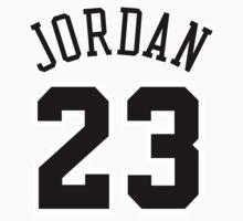 Jordan 23 Jersey Kids Tee