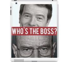 Hal vs Heisenberg iPad Case/Skin