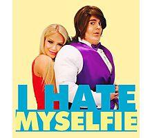 I HATE MYSELFIE - SHANE X GIGI Photographic Print