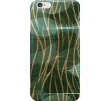 Leaves Abstract iPhone Case/Skin