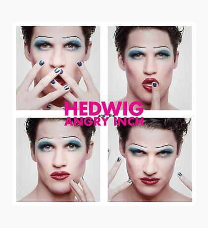 Darren Criss as Hedwig Photographic Print