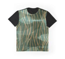 Leaves Abstract Graphic T-Shirt