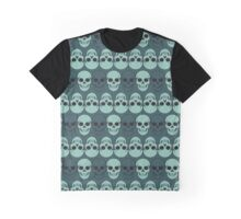 Skulls Graphic T-Shirt