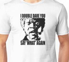 Pulp Fiction Samuel L. Jackson What T-shirt Unisex T-Shirt