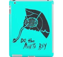 Manta Ray iPad Case/Skin