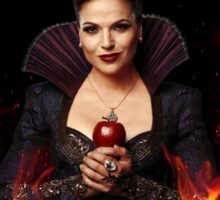 The Evil Queen - Once Upon a time Sticker
