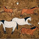 Cave Horses by Shulie1