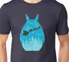 Totoro Christmas holiday Unisex T-Shirt