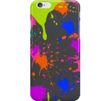 Splatoon ink iPhone Case/Skin