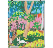 Dog Day in the Park iPad Case/Skin