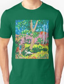 Dog Day in the Park T-Shirt
