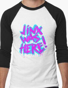 JINX WAS HERE Men's Baseball ¾ T-Shirt