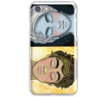 malum- ying yang  iPhone Case/Skin