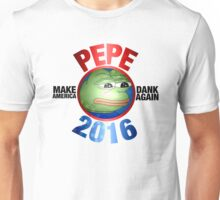 Pepe 2016! Unisex T-Shirt