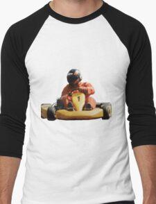 Go kart BL Men's Baseball ¾ T-Shirt