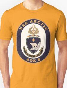 AOE-8 USS (USNS) Arctic Unisex T-Shirt