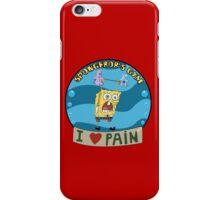 Spongebob's Gym iPhone Case/Skin