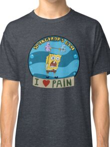 Spongebob's Gym Classic T-Shirt