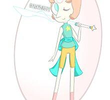 Pearl - Steven Universe by binkybunboy