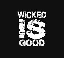 WICKED IS GOOD Women's Fitted Scoop T-Shirt