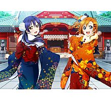 Love Live! School Idol Project - Happy New Year! ♪ Photographic Print