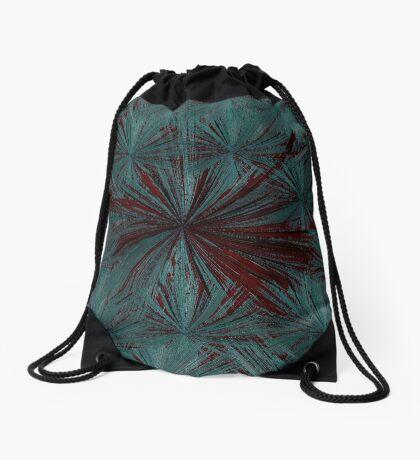 Eclipse Japanese Maple Lotus Blossom  Drawstring Bag