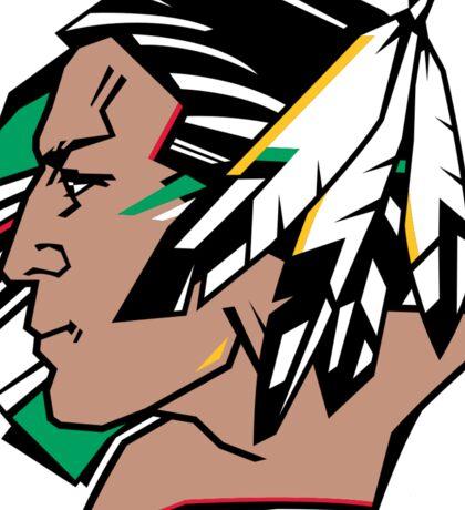 Fighting Sioux Sticker