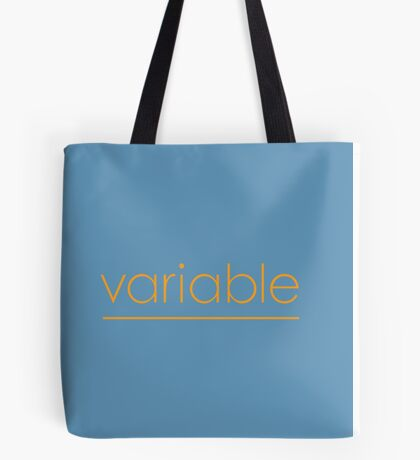 Variable Tote Bag