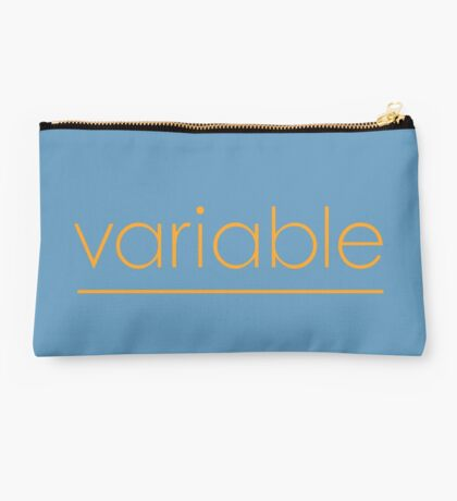 Variable Studio Pouch