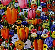 In the Spring by sandysartstudio