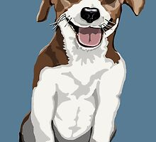 Jack Russell Terrier by rlnielsen4