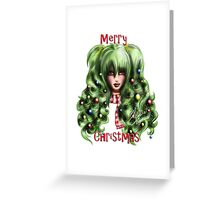 Christmas Time Greeting Card