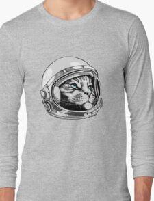 Space Cat Long Sleeve T-Shirt