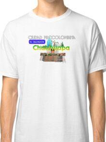 Chalchuapa El Salvador Classic T-Shirt
