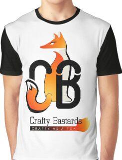 Crafty Bastards Originals  Graphic T-Shirt
