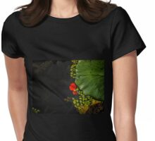 Beauty Spot  Womens Fitted T-Shirt
