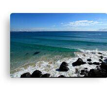 Greenmount Point Gold Coast Canvas Print